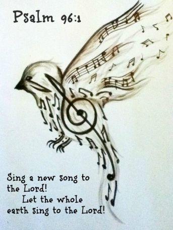 psalm 96-1 praise