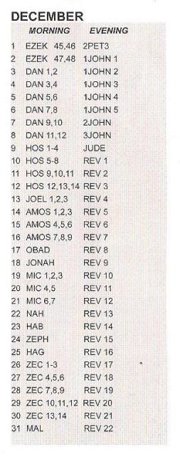 Bible dec