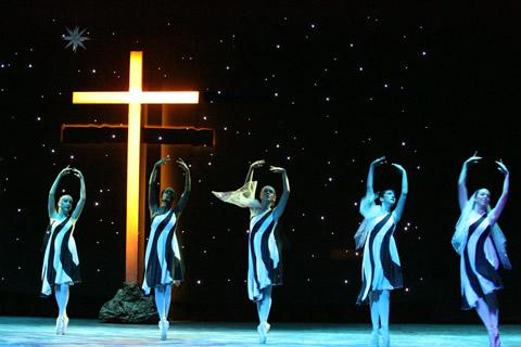 praise dance church